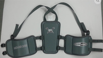 Maximum Lacrosse Box Rib Pad MX-RB-250
