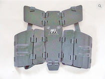 Maximum Lacrosse Box Rib Pad MX-RB-750