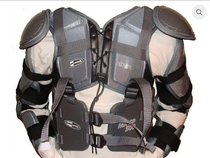 Maximum Lacrosse Shoulder Pads MX-SP-500 Combo Unit