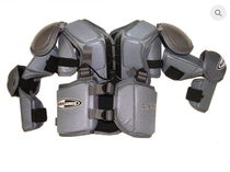 Maximum Lacrosse Shoulder Pads MX-SP-250 Combo Unit