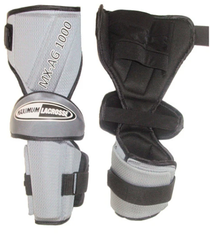 Maximum Lacrosse Arm Guards Int/Senior